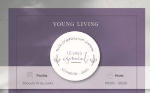 Young Living realiza conferencia online sobre emprendimiento desde casa