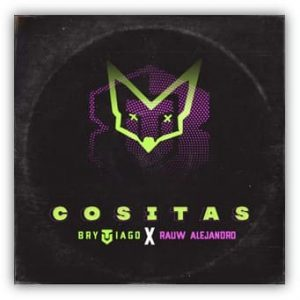 """Brytiago estrena su nuevo sencillo """"Cositas"""" junto a Rauw Alejandro"""
