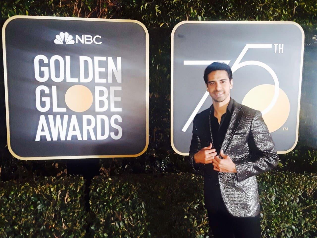 El actor venezolano Cesar D' La Torre sigue triunfando en Hollywood