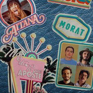"""Aitana presenta su nueva canción y videoclip """"Más de lo que aposté"""" con Morat"""