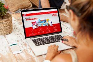 Vita implementa plataforma de ventas en línea y servicio de entrega a domicilio