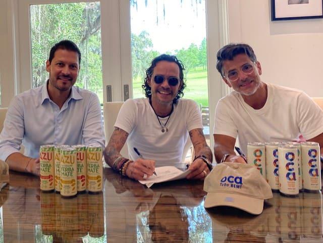 Marc Anthony y Magnus Media anuncian su alianza con Beliv, empresa socia de Tesalia CBC en Ecuador