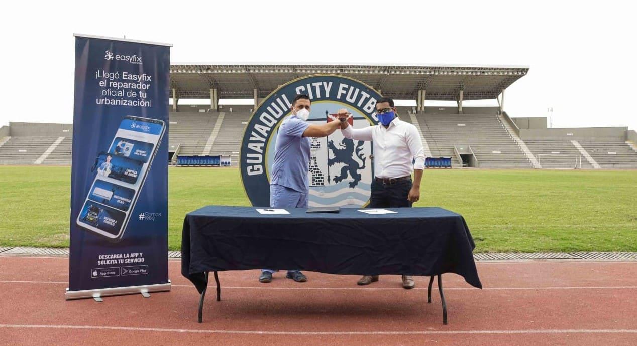 Guayaquil City Fútbol Club se alista para su retorno al campeonato nacional