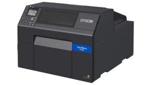 Epson presenta sus nuevas impresoras de etiquetas a color de la serie ColorWorks®