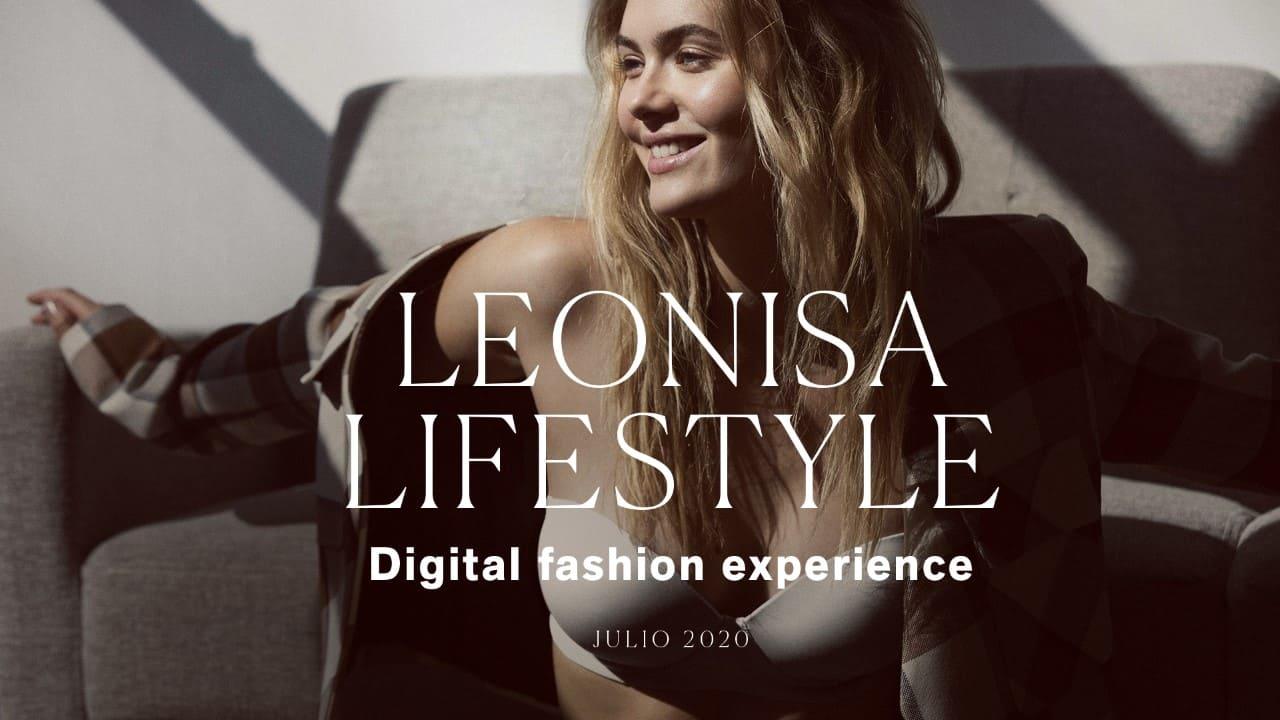 Leonisa ha conquistado el mundo digital y es parte de la semana digital de la moda Be Online