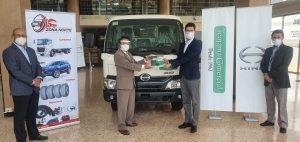 Teojama Comerial firmó alianza estratégica con zona norte Automotores