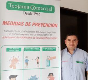 """Teojama Comerial y Fundación Cavat brindaron el taller virtual """"Tu Seguridad Es Nuestra Prioridad"""""""