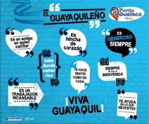 CityMall realiza un homenaje a Guayaquil en sus fiestas y presenta #PuntoGuayaco
