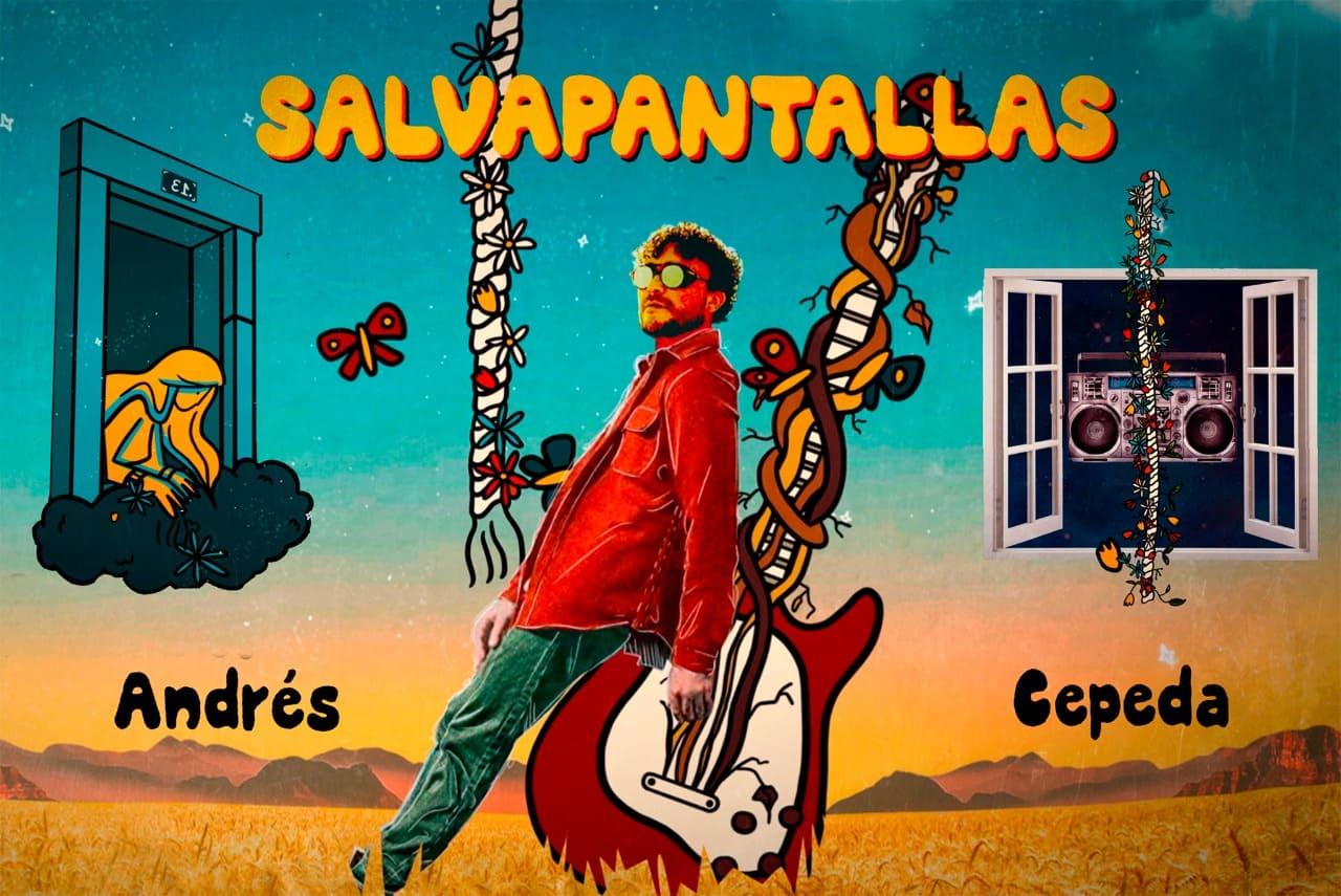 'Salvapantallas' es el nuevo sencillo de Andrés Cepeda incluido en su álbum TRECE