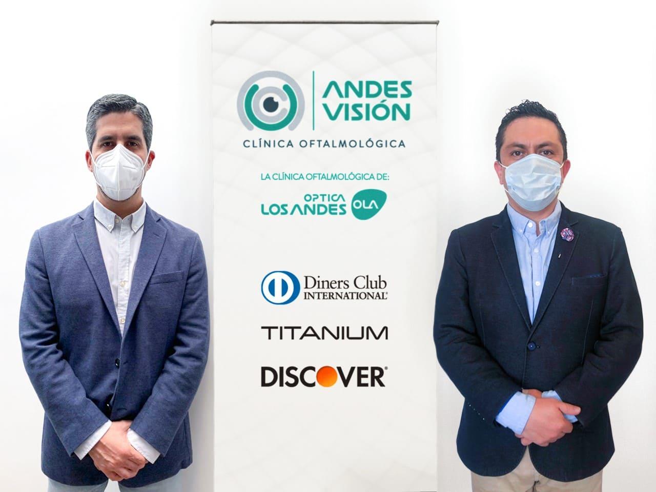 Diners Club del Ecuador y Andes Visión firman alianza estratégica