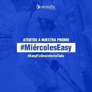 Easyfix se renueva para sus clientes y lanza exclusivas promociones