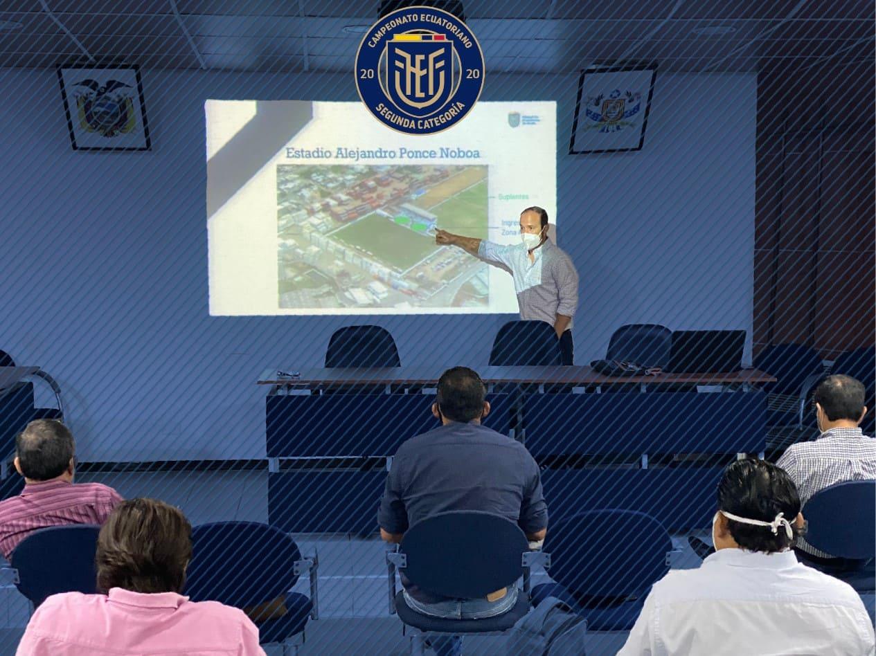 FEF ejecutará su Manual Operativo de Competiciones con un partido de simulacro
