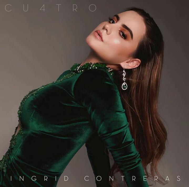 """Ingrid Contreras lanza """"Cómo han pasado los Años"""", parte de su nuevo EP: """"Cu4tro"""""""