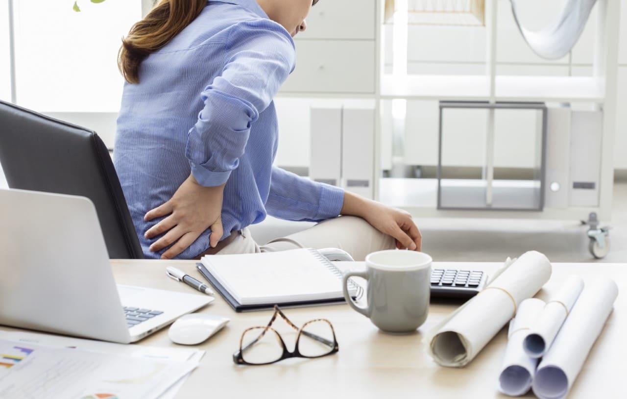 Lesiones ergonómicas en el teletrabajo ¿Cómo evitarlas?