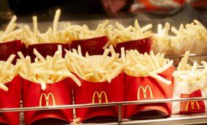 McDonald's Ecuador sorteará un año de papas gratis