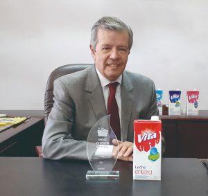 Pasteurizadora Quito celebra su 60 aniversario en el sector productivo