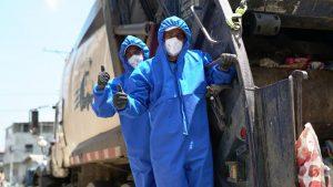 Puerto Limpio ejecuta campañas en sectores con mala disposición de desechos