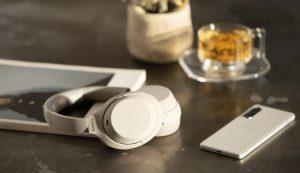 Sony presenta los nuevos auriculares inalámbricos WH-1000XM4