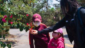En este verano, el Zoo de Quito desarrolla actividades para reconectarse con la naturaleza
