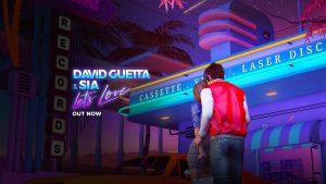 """David Guetta y Sia envían un mensaje de amor y esperanza con su nuevo himno """"Let's Love"""""""