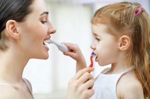Cómo cuidar la higiene oral de los niños durante la pandemia