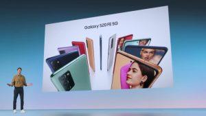 Inicia la preventa del nuevo Galaxy S20 FE para la región a un precio asequible