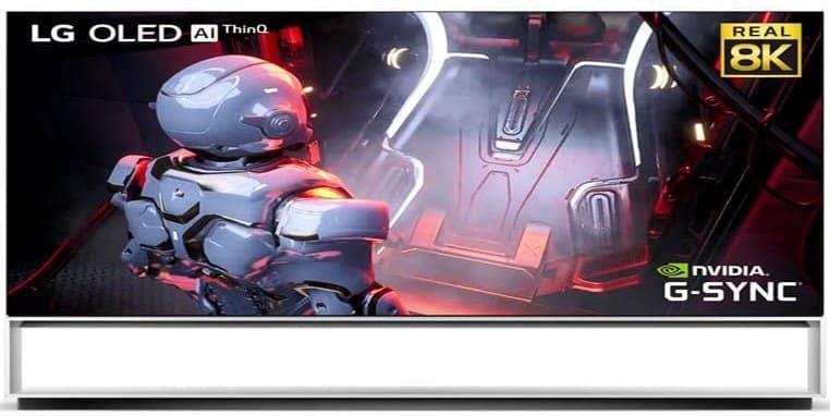 Los televisores Oled 8k de LG presentan una capacidad de juego más avanzada