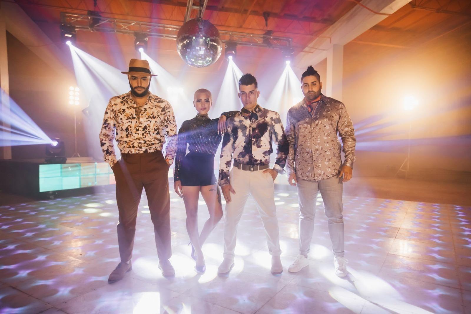 """N'Klabe y Elysanij lanzan el video musical de """"Me enamoré como nunca"""""""
