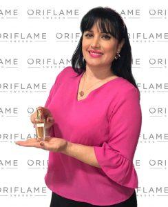 """Oriflame presenta su """"Festival de Fragancias"""""""