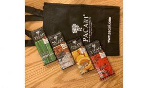 Chocolates Pacari elimina los empaques de cartón