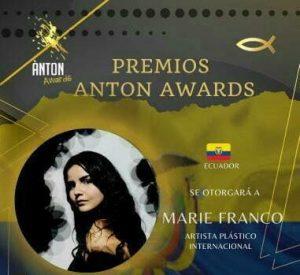 Una Visitante de altura y una nominación a los Premios Anton Awards 2020