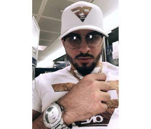 """El artista dominicano RS-ONE presenta su nuevo tema musical """"Loco"""""""