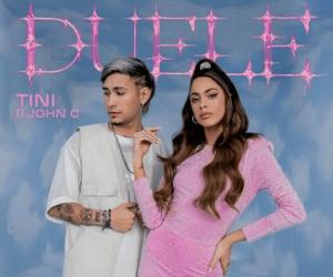 """Tini, la sensación del pop latino lanza """"Duele"""" junto a John C"""