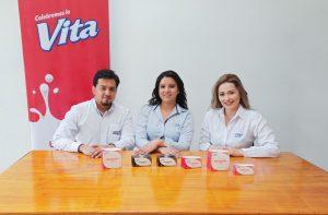 Vita renueva su paquete de mantequillas por material 100% biodegradable