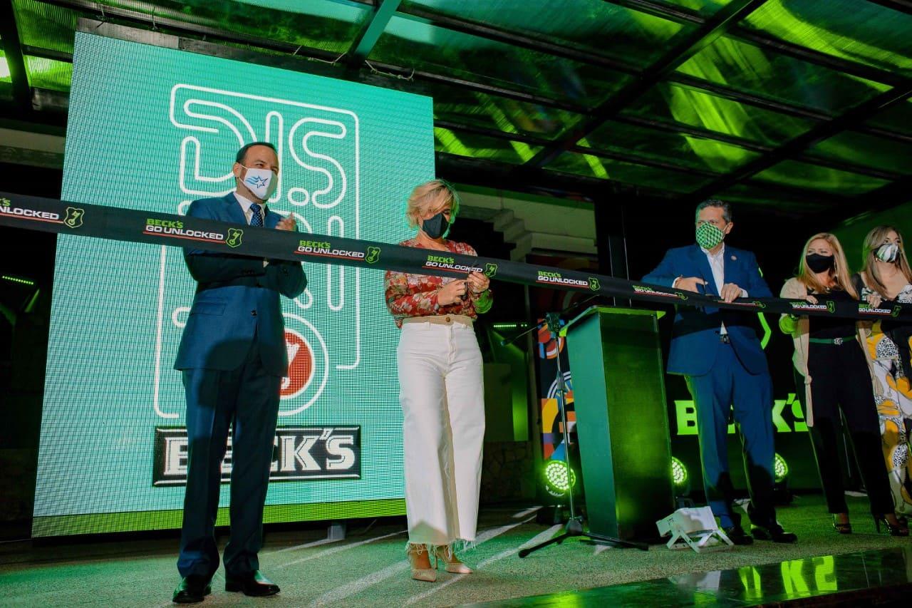 Cervecería Nacional y su marca Beck's promueven la reactivación del arte en el país