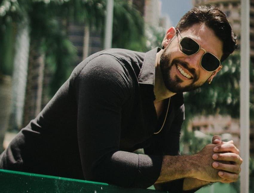"""El cantautor venezolano Franpa presenta su """"Fiesta Latina"""" al mundo"""