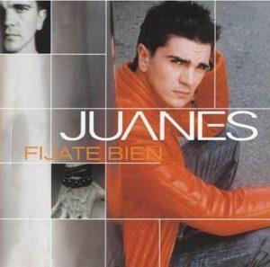 """El artista colombiano Juanes celebra los 20 años de """"Fíjate Bien"""", su debut como solista"""