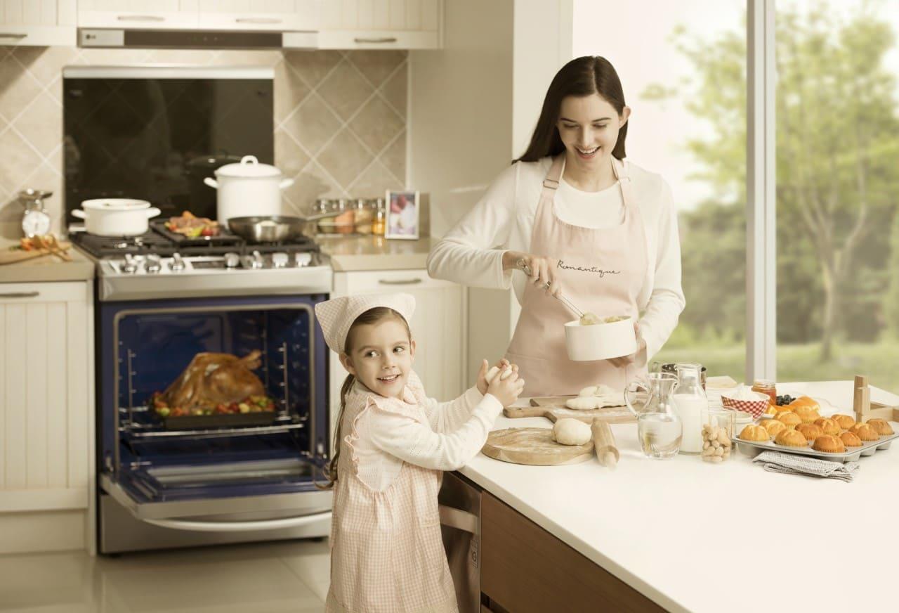 LG a través de sus cocinas modernas celebra el Día Internacional del Chef