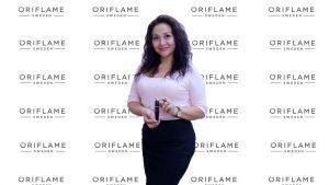 """Oriflame presenta su nueva máscara de pestañas Tremendous Fierce de la línea """"The One"""""""
