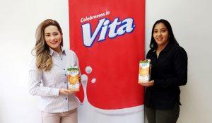 Pasteurizadora Quito presenta Vita Néctar de naranja al mercado ecuatoriano
