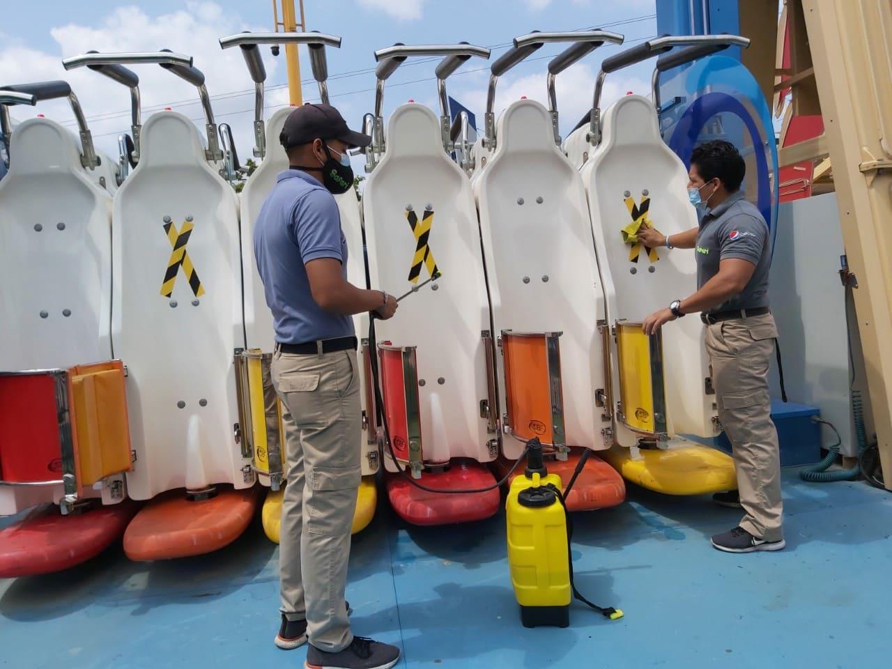 Safari Xtreme del Malecón 2000 abre sus puertas con todos los protocolos de bioseguridad