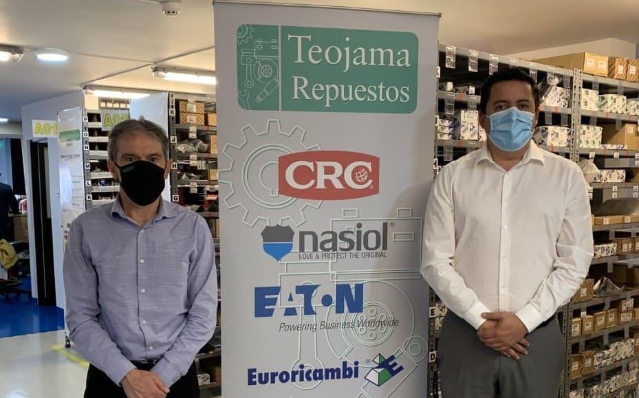 Teojama Comercial suma prestigiosas marcas de productos y repuestos a su oferta
