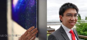 El famoso Calibrador Vincent Teoh ofreció cátedra sobre tecnología Oled en Latinoamérica