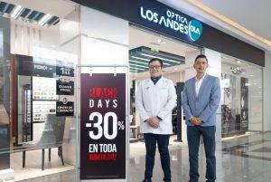 Óptica Los Andes se une al Black Friday con promociones especiales