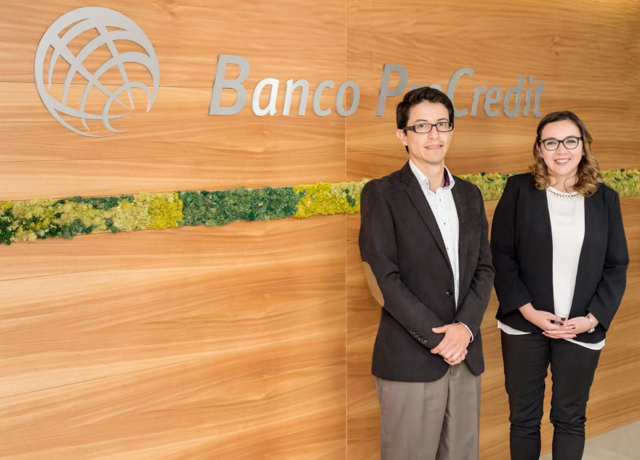 Banco ProCredit y Uribe & Schwarzkopf unen esfuerzos por la sostenibilidad