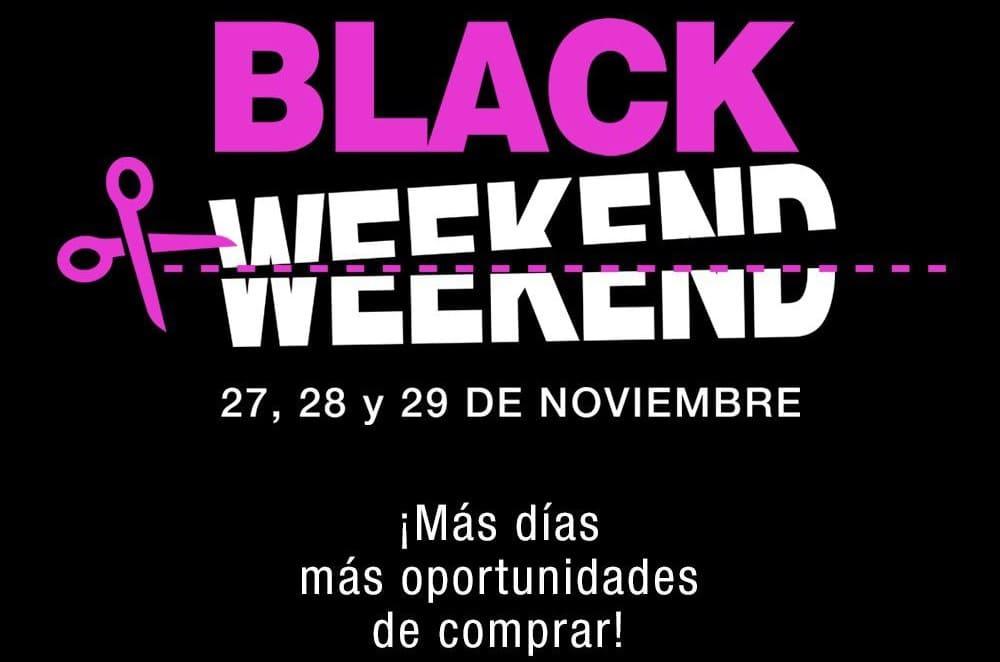 """Este año llega el """"Black Weekend"""" a CityMall"""