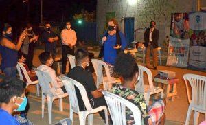 En barrios de Guayaquil se desarrollarán Cine-foros sobre prevención del embarazo en adolescentes