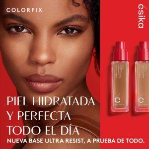 Colorfix: La línea de maquillaje a prueba de todo de ésika