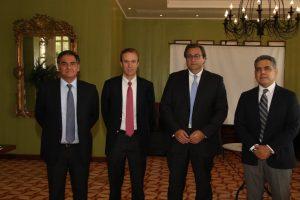 SAAM Y TPG ratifican compromiso con el comercio exterior del Ecuador