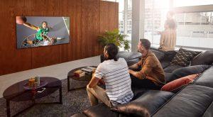 LG conmemora el Día Mundial de la Televisión con la más alta tecnología
